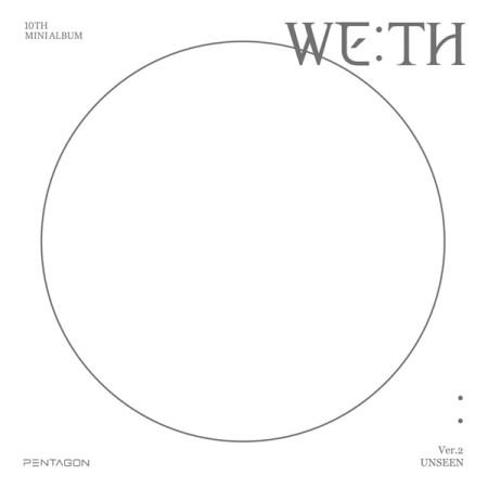 PENTAGON - WE:TH (10TH MINI ALBUM) UNSEEN VER.