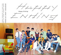 SEVENTEEN - HAPPY ENDING (LIMITED EDITION / TYPE A)