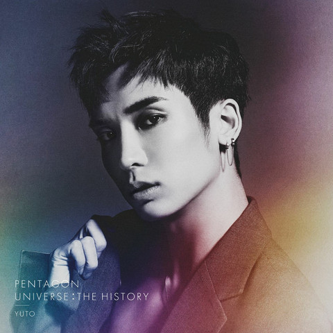 PENTAGON - UNIVERSE: THE HISTORY (YUTO VER. / LIMITED SOLO EDITION)
