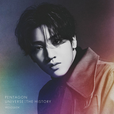 PENTAGON - UNIVERSE: THE HISTORY (WOOSEOK VER. / LIMITED SOLO EDITION)
