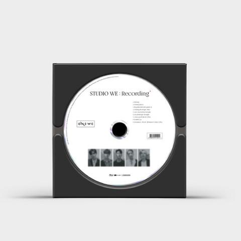 ONEWE - STUDIO WE : RECORDING (1ST DEMO ALBUM)