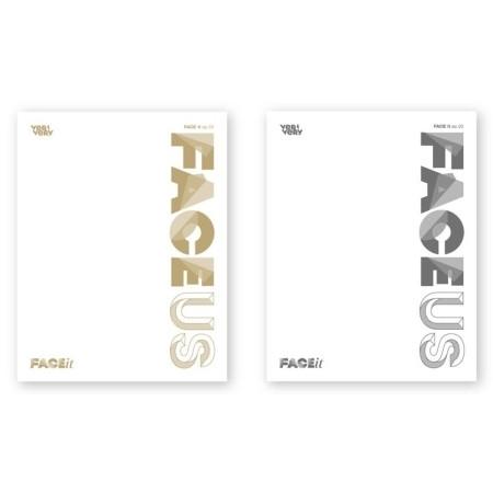 VERIVERY - FACE US (5TH MINI ALBUM)