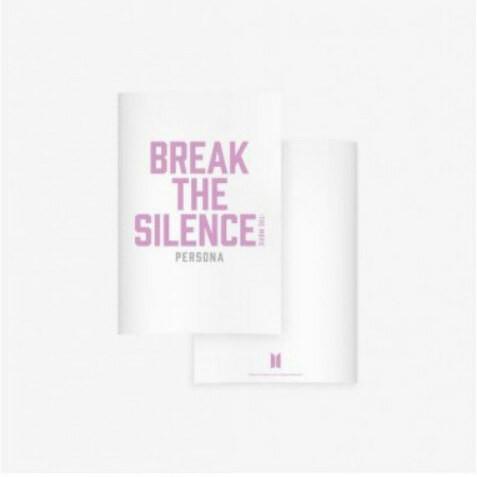 BTS -  BREAK THE SILENCE MD - NOTE 01