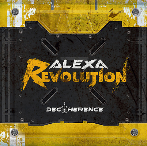 ALEXA - DECOHERENCE (2ND MINI ALBUM)