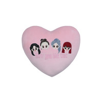BLACKPINK - H.Y.L.T - CHARACTER HEART CUSHION