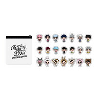 GOT7 - 2020 SUMMER STORE - GOTOON STICKER PACK