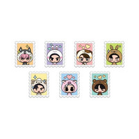 GOT7 - 2020 SUMMER STORE - GOTOON WAPPEN STICKER