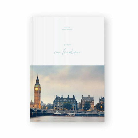STRAY KIDS - STAY IN LONDON 1ST PHOTOBOOK