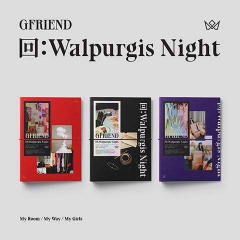 GFRIEND - 回:WALPURGIS NIGHT (3RD ALBUM)