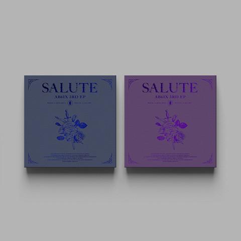 AB6IX - SALUTE (3RD MINI ALBUM)