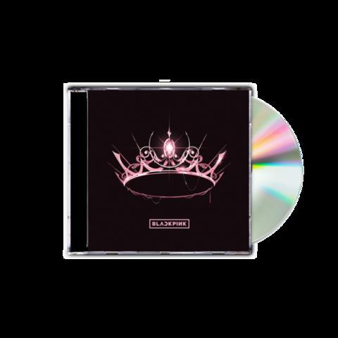 BLACKPINK - THE ALBUM (1ST ALBUM) STANDARD CD