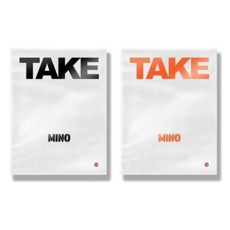 MINO - TAKE (2ND ALBUM)