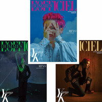 L'OFFICIEL HOMMES YK EDITION - AUTUMN/WINTER 2020/21