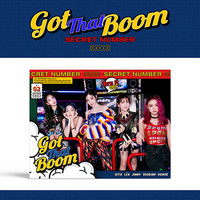 SECRET NUMBER - GOT THAT BOOM (2ND SINGLE ALBUM)