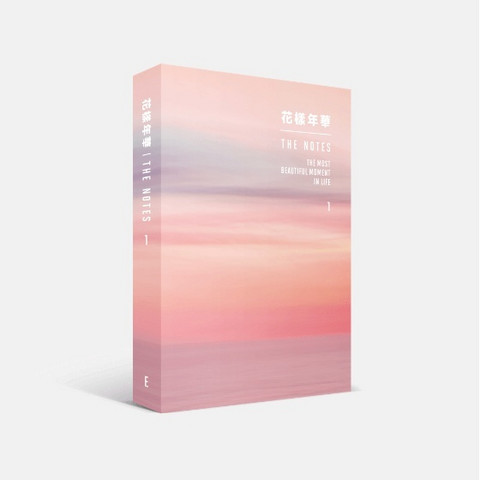 BTS - 花樣年華 THE NOTES 1 E (ENGLISH VER.)