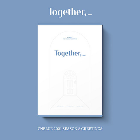 CNBLUE - TOGETHER - 2021 SEASON'S GREETINGS