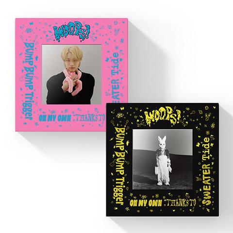 WOODZ - WOOPS! (2ND MINI ALBUM)