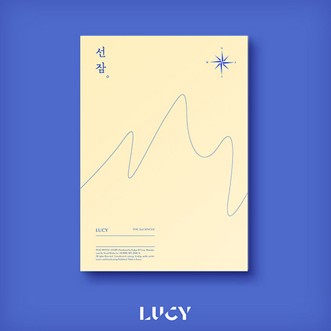 LUCY - A LIGHT SLEEP (2ND SINGLE ALBUM)