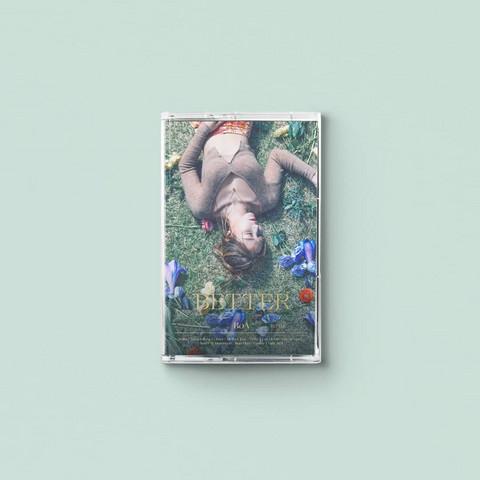 BOA - BETTER (10TH ALBUM) CASSETTE TAPE LIMITED