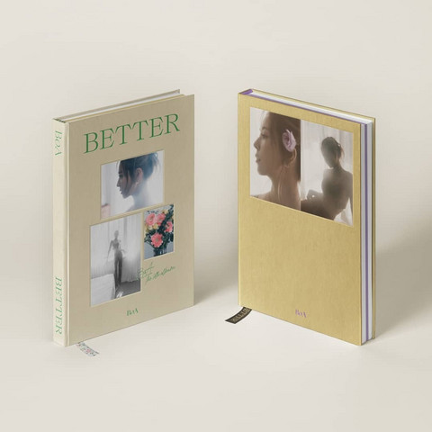 BOA - BETTER (10TH ALBUM) SPECIAL EDITION LIMITED