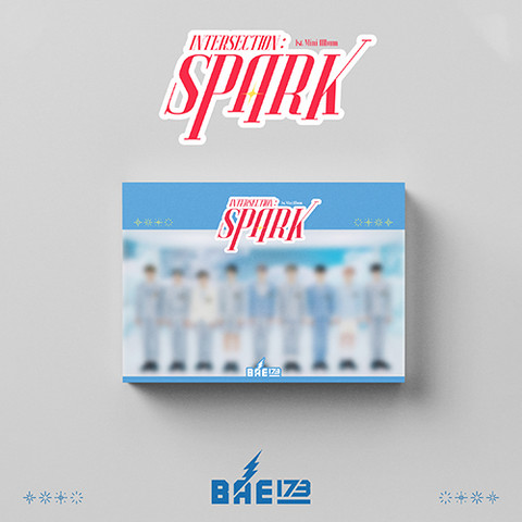 BAE173 - INTERSECTION: SPARK (1ST MINI ALBUM)