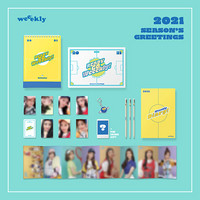 WEEEKLY - 2021 SEASON'S GREETINGS