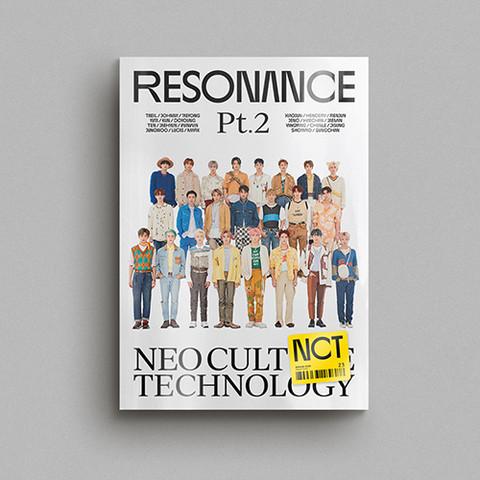 NCT - NCT 2020: RESONANCE PT.2 (2ND ALBUM) DEPARTURE VER.