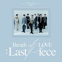 GOT7 - BREATH OF LOVE: LAST PIECE (4TH ALBUM)
