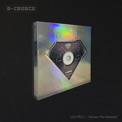 D-CRUNCH - ACROSS THE UNIVERSE (MINI ALBUM)