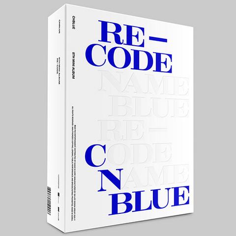 CNBLUE - RE-CODE (8TH MINI ALBUM) STANDARD VER.