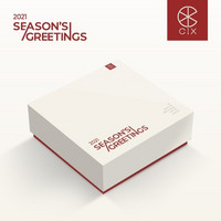 CIX - 2021 SEASON'S GREETINGS