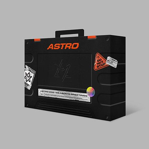 ASTRO - 2021 SEASON'S GREETING (START VER.)