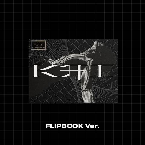KAI - KAI (开) (1ST MINI ALBUM) FLIP BOOK VER.