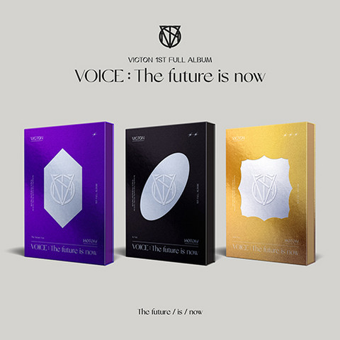 VICTON - VOICE : THE FUTURE IS NOW (1ST ALBUM)