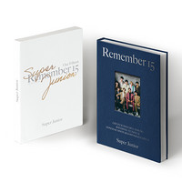 SUPER JUNIOR - REMEMBER 15 (15TH ANNIVERSARY PHOTO BOOK)