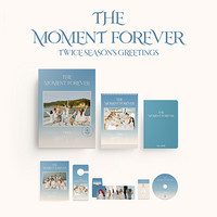 TWICE - THE MOMENT FOREVER - 2021 SEASON'S GREETINGS