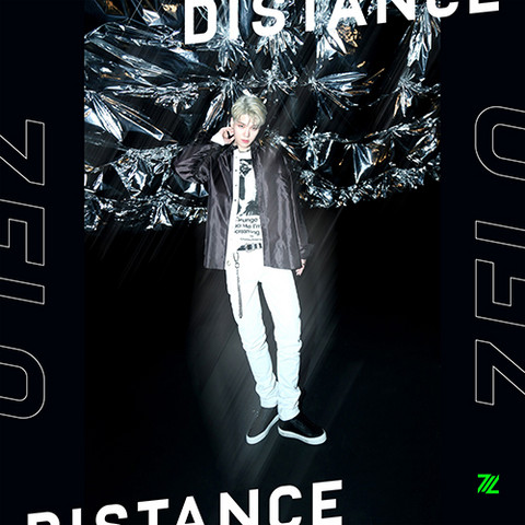 ZELO - DISTANCE (1ST SOLO ALBUM) NORMAL EDITION