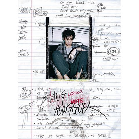 BANG YONG GUK - BANGYONGGUK (1ST ALBUM) STANDARD EDITION