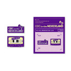 (G)I-DLE - GBC IN THE NEVERLAND - BADGE SET