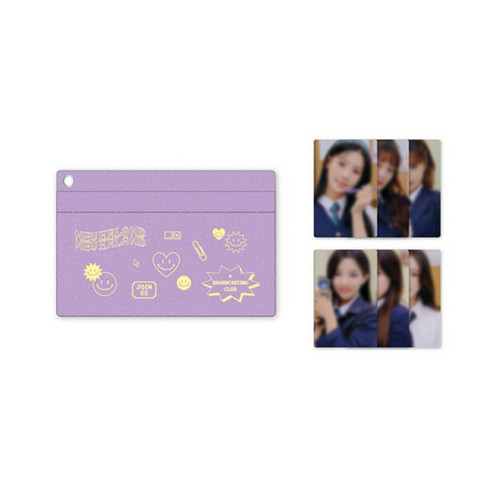 (G)I-DLE - GBC IN THE NEVERLAND - CARD WALLET