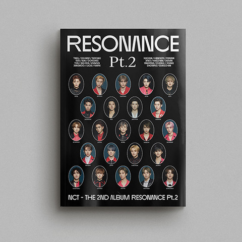 NCT - NCT 2020: RESONANCE PT.2 (2ND ALBUM) ARRIVAL VER.