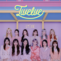 IZ*ONE - TWELVE (CD+DVD / TYPE B)