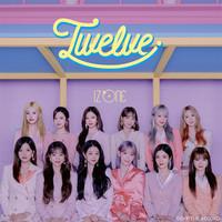 IZ*ONE - TWELVE (CD+DVD / TYPE B)