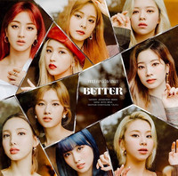 TWICE - BETTER (REGULAR EDITION)