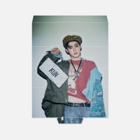WAYV - A4 POP-UP CARD - TURN BACK TIME