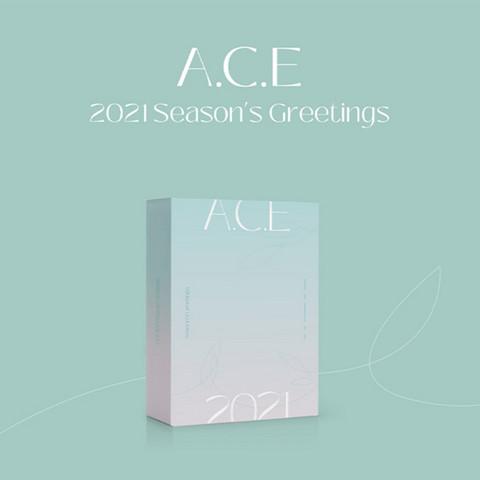 A.C.E - 2021 SEASON'S GREETINGS