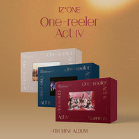 [NIMMAROITU] IZ*ONE - ONE-REELER / ACT IV (4TH MINI ALBUM)