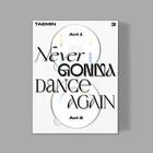 TAEMIN - NEVER GONNA DANCE AGAIN (3RD ALBUM) EXTENDED VER. (2CD)