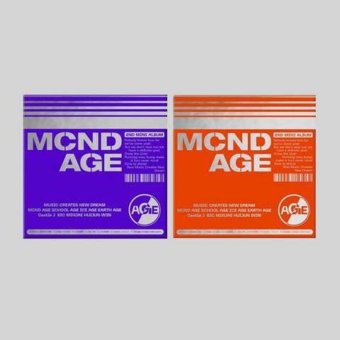 MCND - MCND AGE (2ND MINI ALBUM)