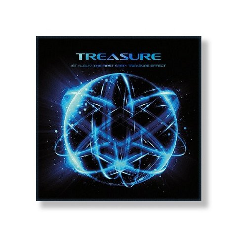 TREASURE - THE FIRST STEP: TREASURE EFFECT (1ST ALBUM) KIT VER.